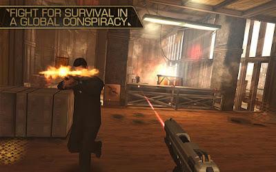 Deus Ex The Fall v0.0.31 APK+DATA Android