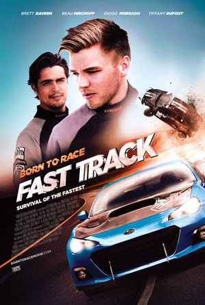 Born to Race: Fast Track 2014 poster
