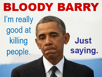 BLOODY BARRY
