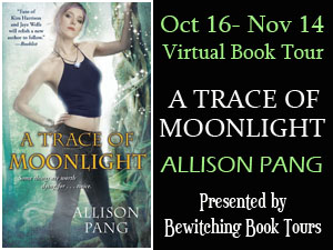 {Blog Tour+G!veaway} A Trace of Moonlight by Allison Pang