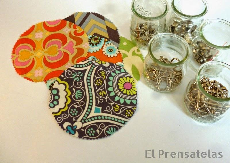 Organizar útiles de costura
