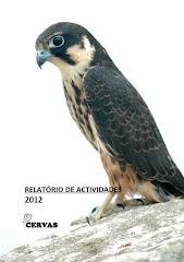 Relatório de Actividades CERVAS 2012