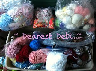 Organized Yarn!
