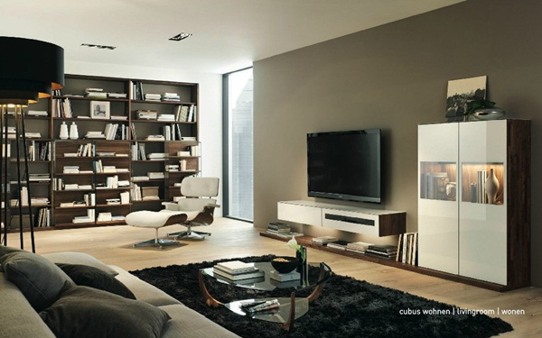 Home library Modern Furniture