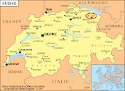 Comme toutes les villes de Suisse Alémanique visitées jusqu'à présent, .