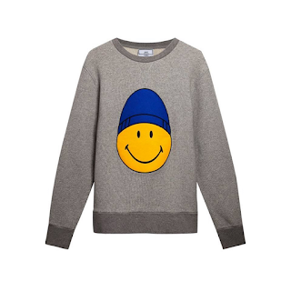AMIxColette, ami x colette, colette, SMILEY X AMI, ami x smiley, magasin colette, alexandre mattiusi, AMI, vêtements AMI, smiley, sweat smiley, tee shirt smiley, t-shirt smiley, sweatshirt smiley, dudessinauxpodiums, du dessin aux podiums
