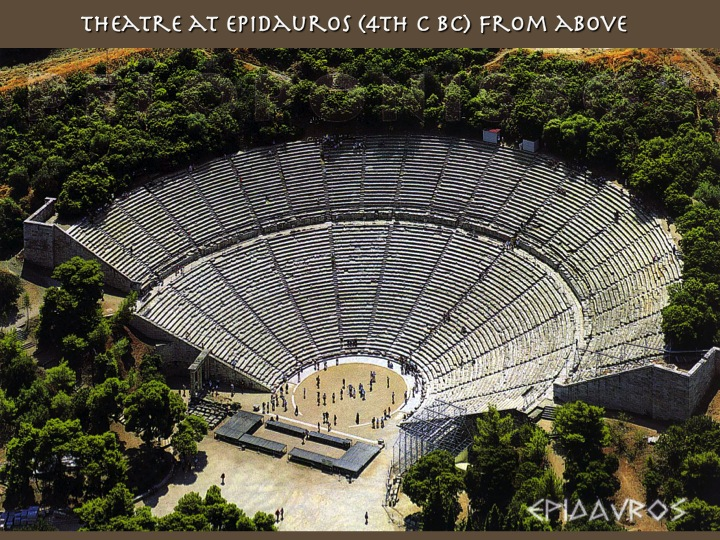 an introduction to the history of ancient greek theatre Theatre and history, an introduction the study of classical drama is a sub-field of theatre history which history derives from an ancient greek word.