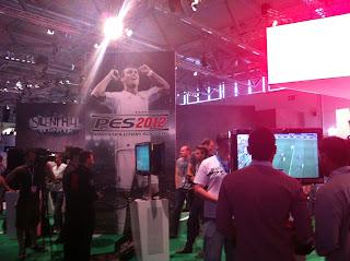 Ronaldo di pro evolution soccer 2012 games