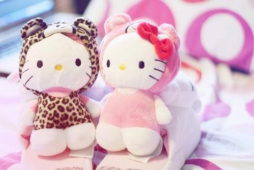 Gambar Dp Bbm Foto Hello Kitty Lucu Cantik Imut Caption