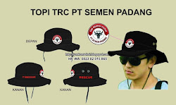 TOPI TRC SEMEN PADANG
