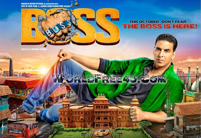 Cover Of Boss (2013) Hindi Movie Mp3 Songs Free Download Listen Online At worldfree4u.com