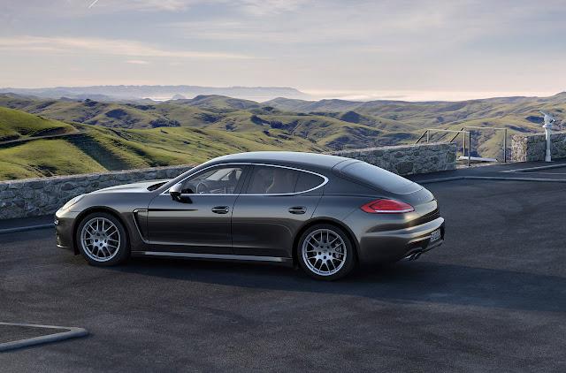 2014 Porsche Panamera Gets E-Hybrid & New Extended Wheelbase Models