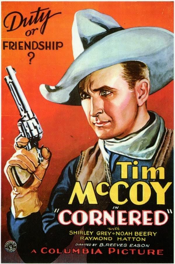 100 Years of Movie Posters: Tim McCoy