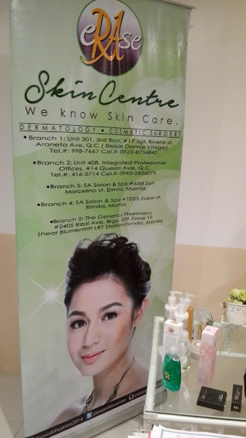 Charee Pineda epitomizes the eRAse beauty, erase skin center address,