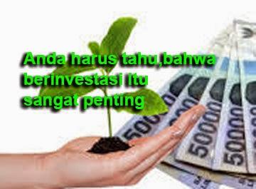 Anda Harus Tahu Betapa Berinvestasi Itu Penting Anda Harus Tahu Betapa Berinvestasi Itu Penting