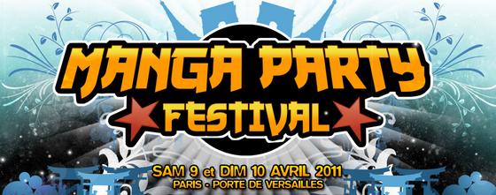 Manga Party Festival 2011