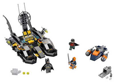 76034 Batman Supehero LEGO Batboat Harbour Pursuit Giveaway