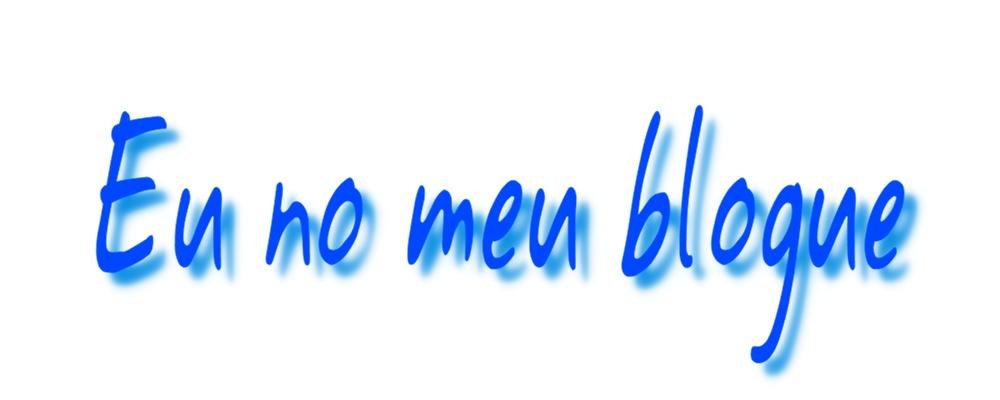 Eu no meu Blogue