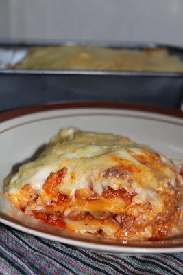 ReSePi HoMeMade LaSagNa SiMpLe aLa DoMiNo
