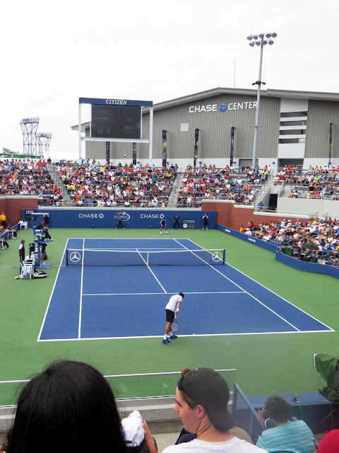 US Open Court 17