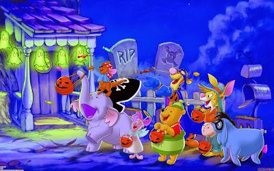 imagenes disney halloween 12