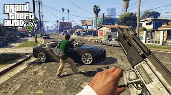 GTA 5 Pc ve Yeni Konsollar İle Gelecek Yeni Oyun Modu