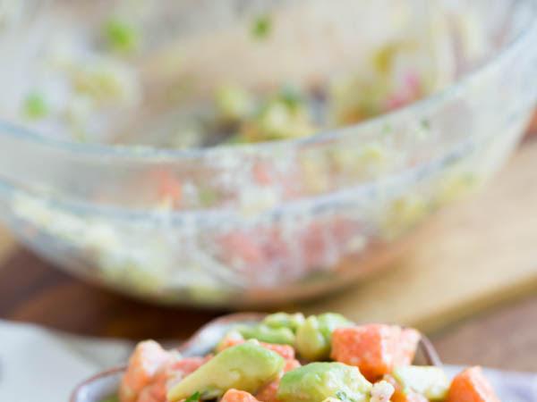 """Homemade"" Ceviche"