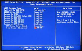 biosalarm Cara Membuat Windows 7 Startup Dan Shutdown Terjadwal