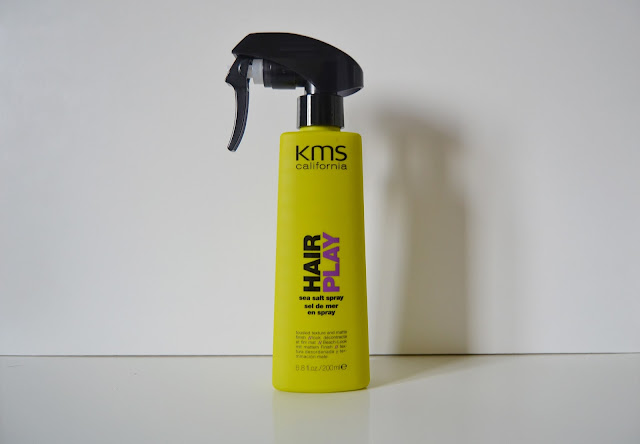 KMS Hair Play Sea Salt Spray