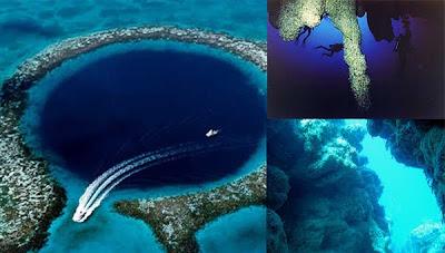 Wonderful Great Blue Hole Belize