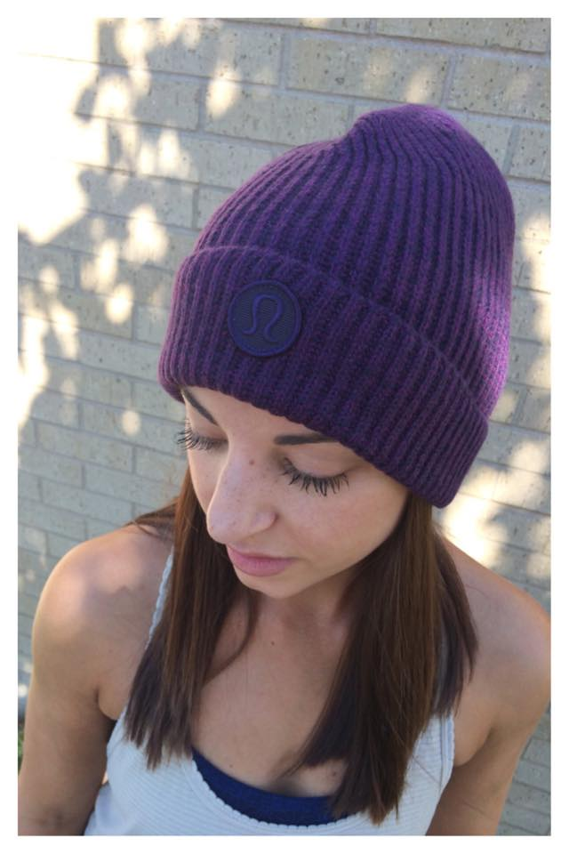 lululemon twisted bliss hat