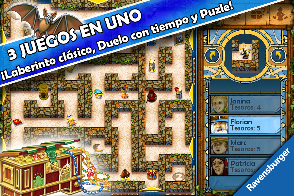 Laberinto m\u00e1gico (The amazing Labyrinth) Premium v1 0 3 [Espa\u00f1ol