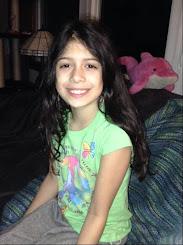 Tara Rayne~8 & 1/2 years old