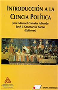 Manuales de Derecho: Introducción a la Ciencia Política.