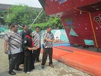 Panjat Tebing SMK PGRI 2 Tangerang