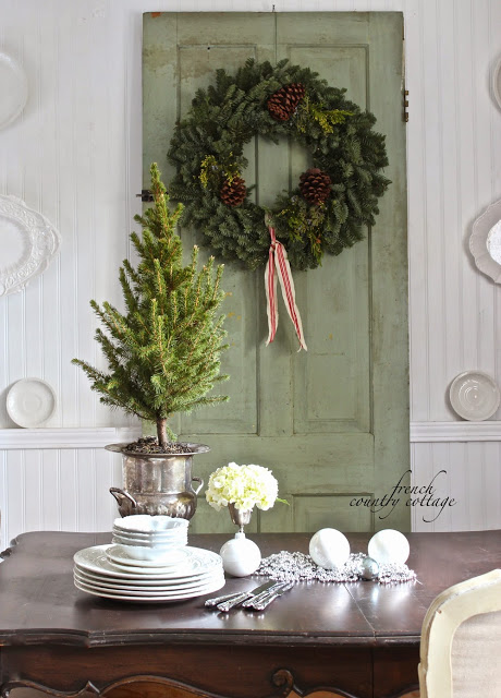 in this months french event we are talking about some ideas about french style christmas