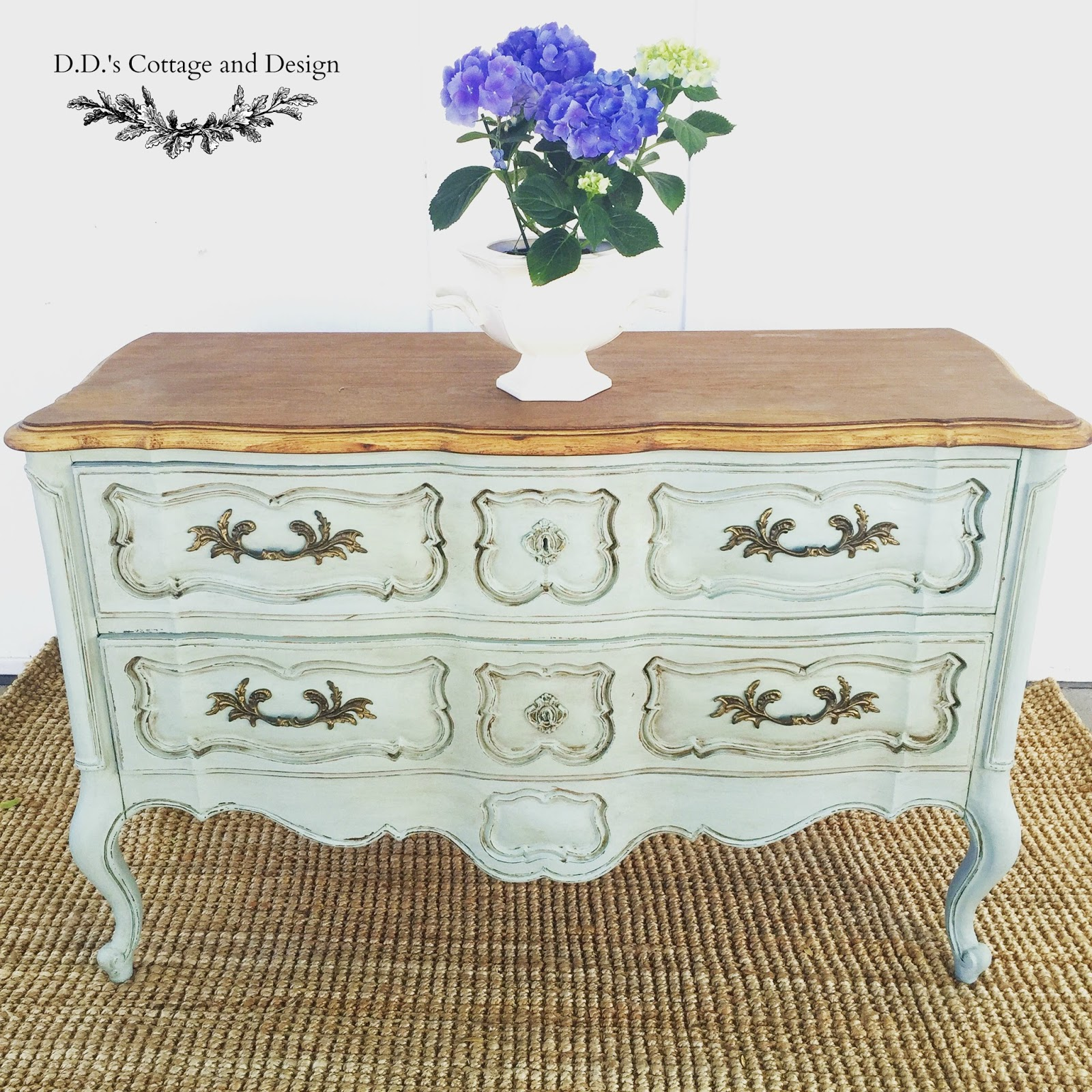 French Provincial Buffet/Dresser