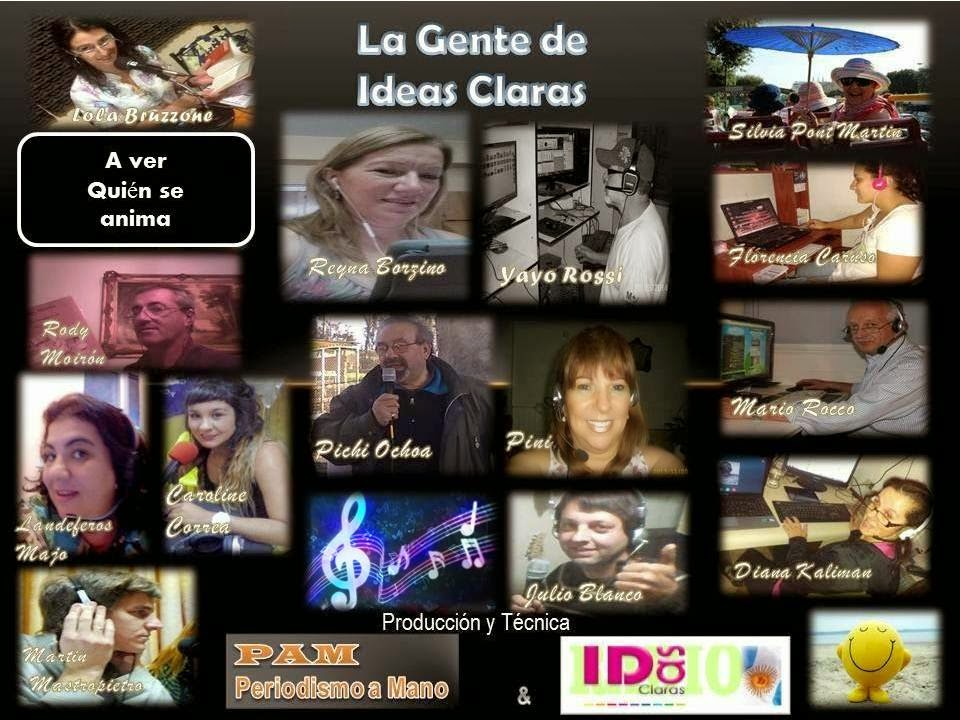 Ideas Claras Radio Ver. 2014