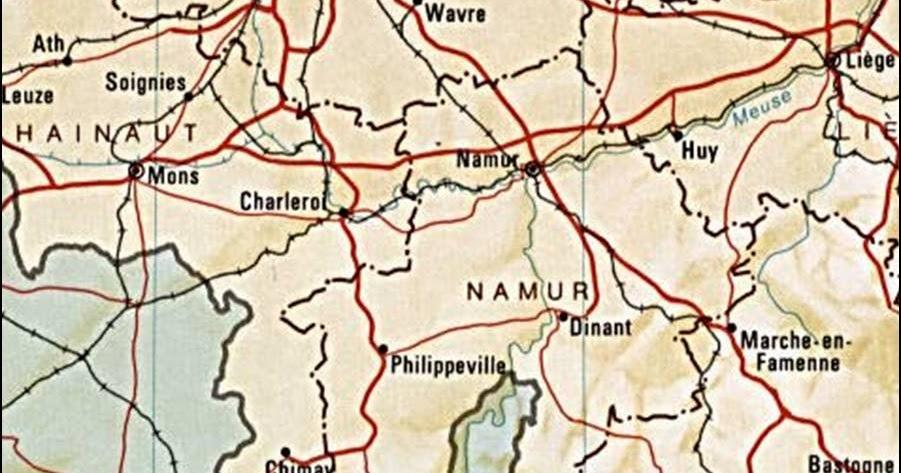 Kaart belgi vakantie kaart namen vakantie provincies belgi - Kaart evenwicht tussen werk en ...