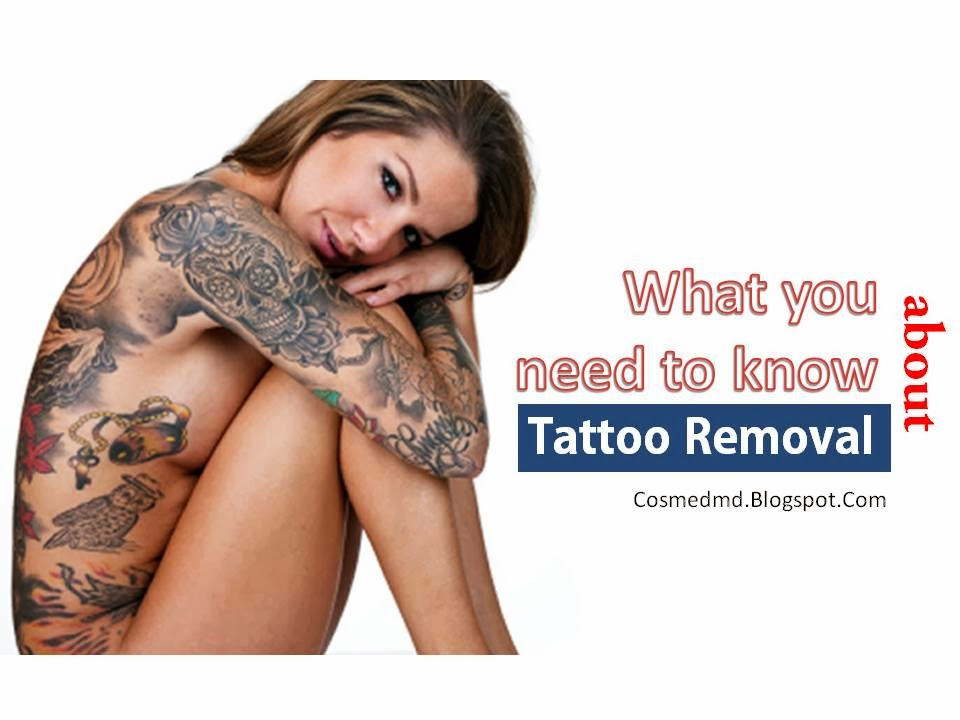 Just the Facts - About Tattoo Removal   Cosmetic Medicine, MD