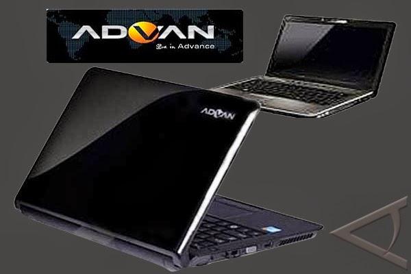Harga Laptop Advan Terbaru 2014