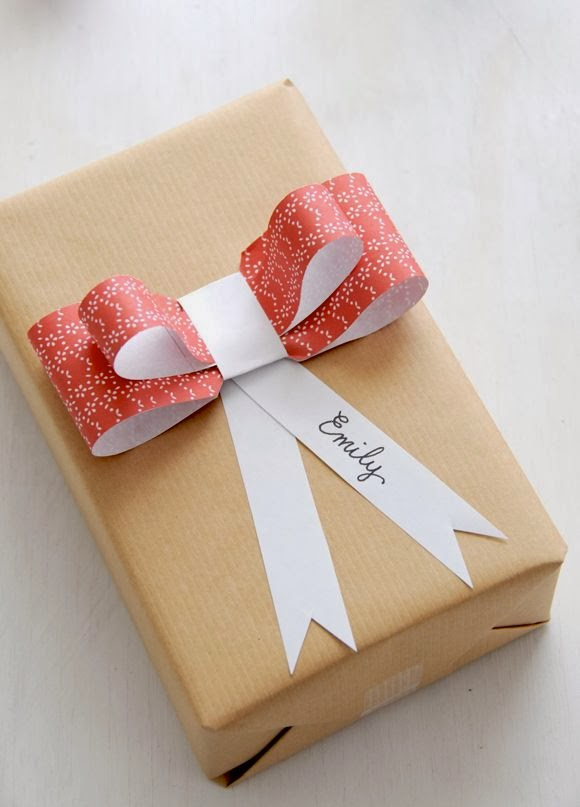 cadeau origineel inpakken