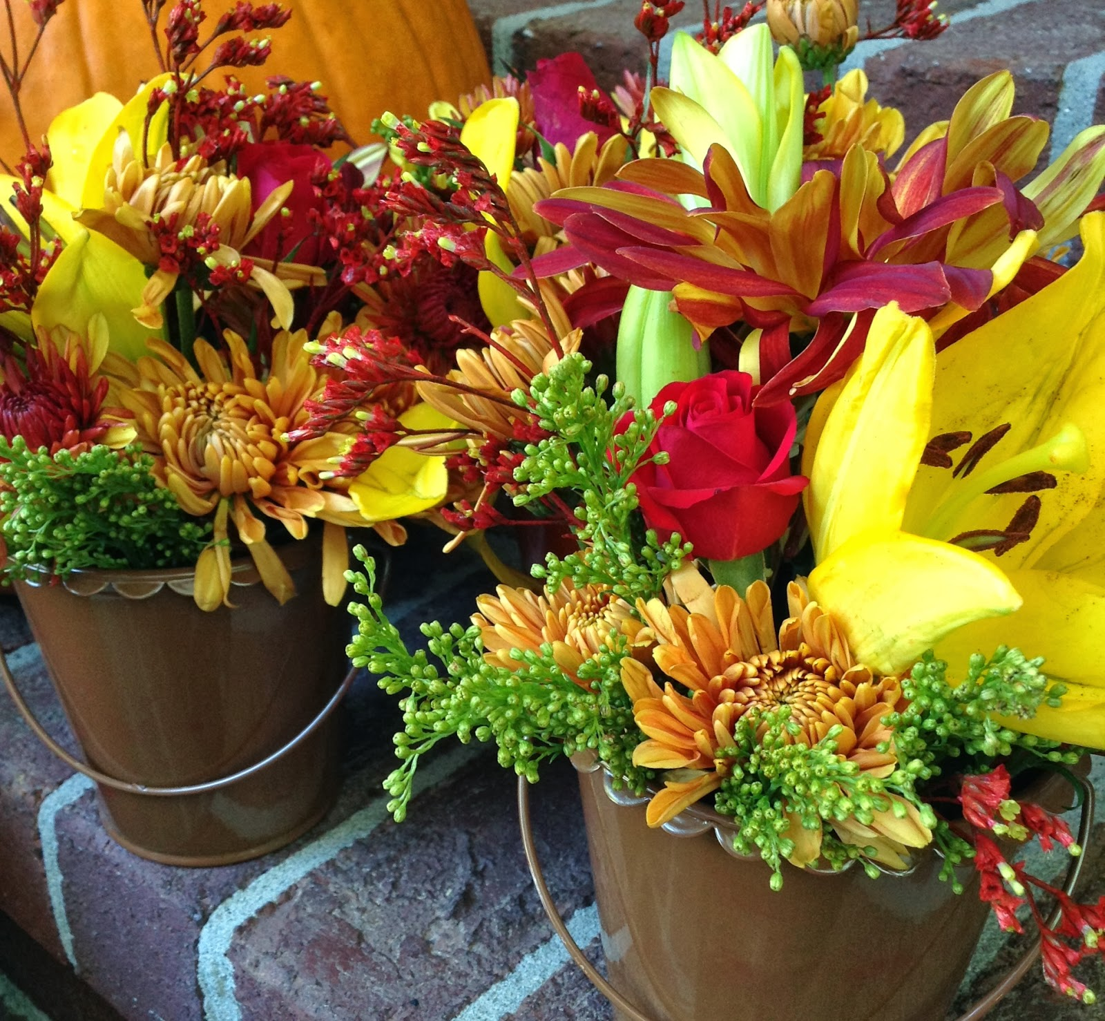 Something delightful bonjour october i am also thrilled that i included chrysanthemums in them as theyre my birthday flower november izmirmasajfo