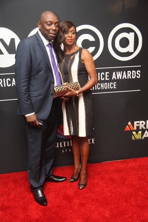 segun arinze and wife