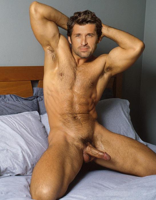 William Brad Pitley desnudo