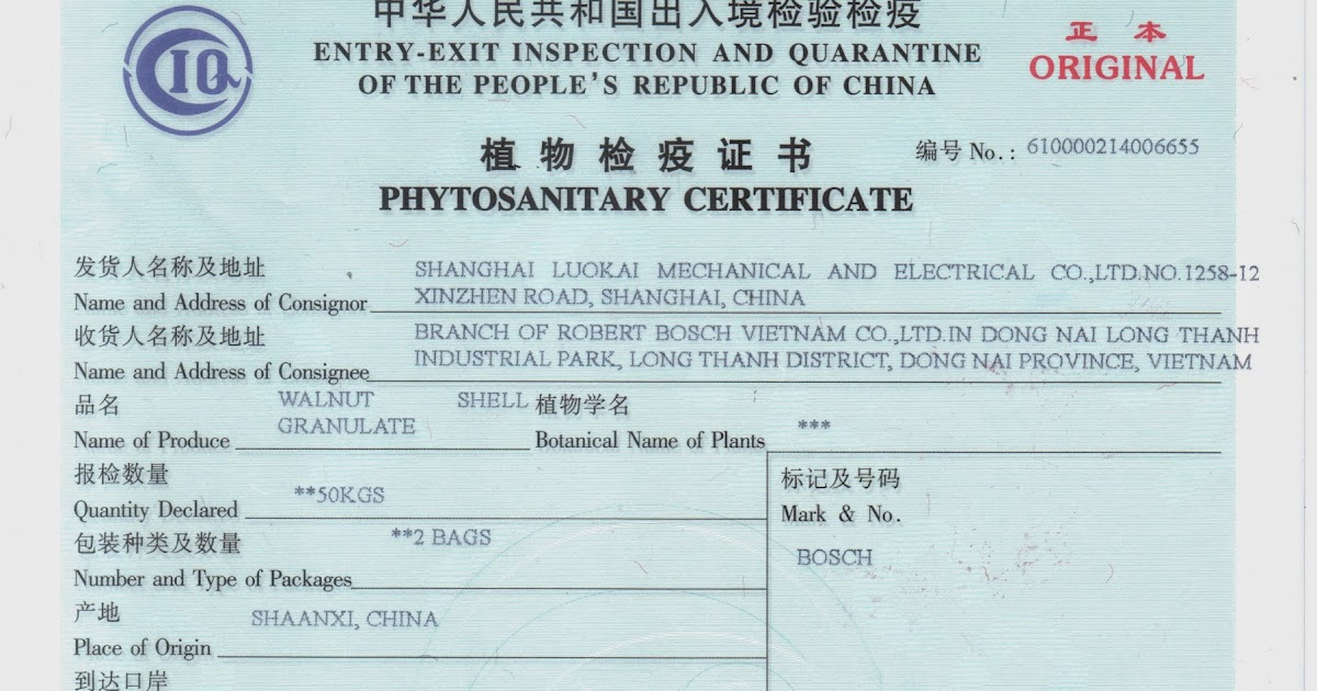 Crushed Walnut Shells Supplier Phytosanitary Certificate On Walnut