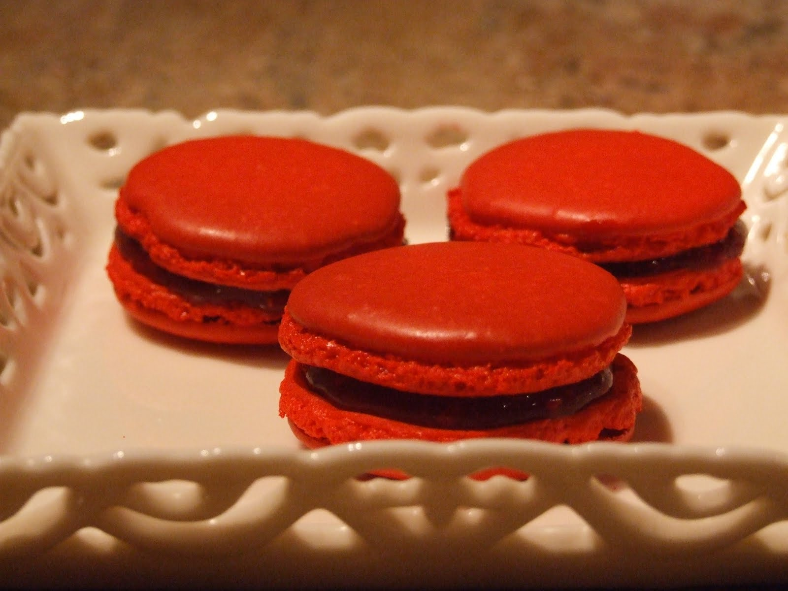 Cuisinez comme un chef macarons - France 2 cuisinez comme un chef ...