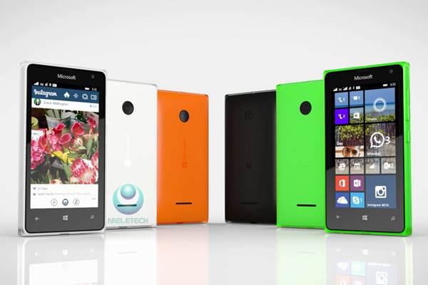 Spesification and price microsoft Lumia 532
