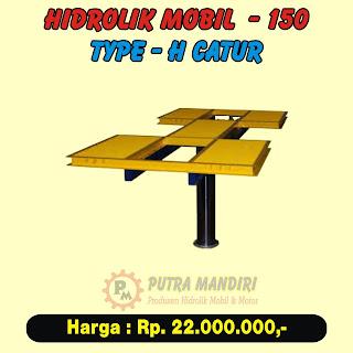 HIDROLIK MOBIL TYPE-H CATUR 150