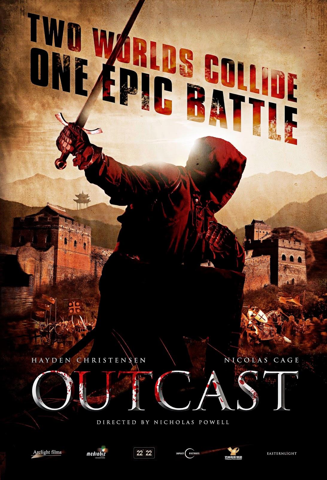 Outcast (2014) Hdrip ταινιες online seires xrysoi greek subs